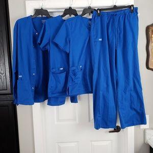 Cherokee Flex scrubs